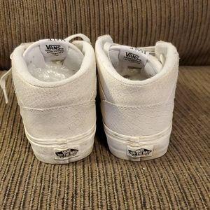 Vans Shoes - Vans half cab high top sneakers